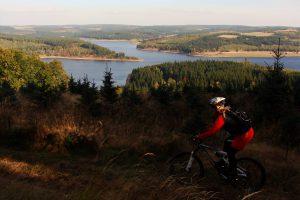 Radfahren und Mountainbiken im Erzgebirge