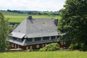 Ferienwohnungen im Verlegerhaus, Außenbereich