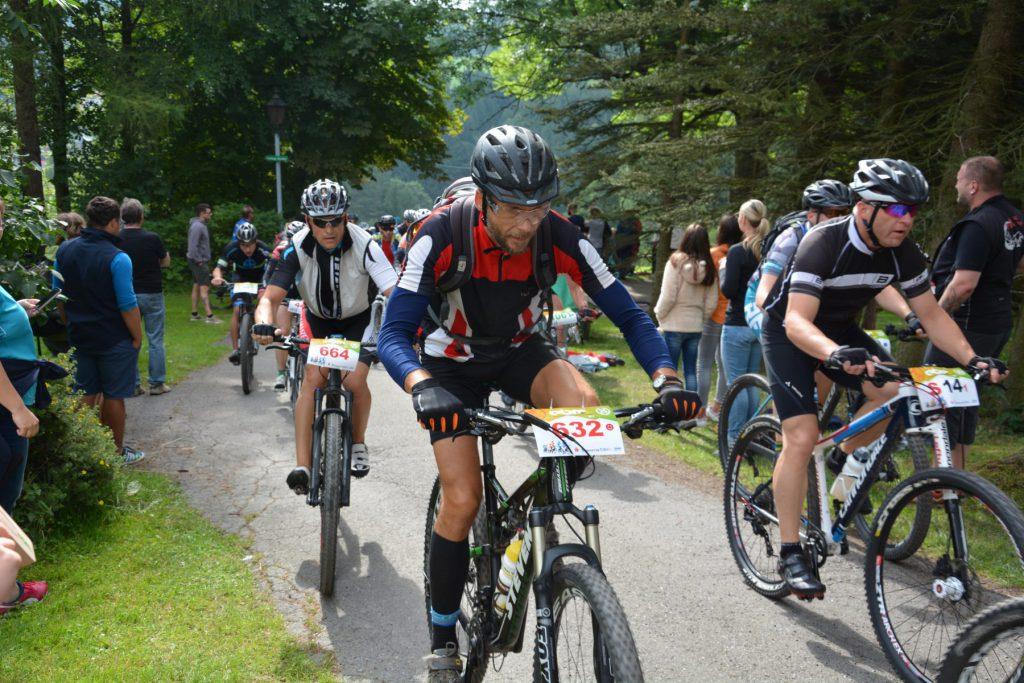 Ferienwohnungen im Verlegerhaus - Erzgebirgs Bike Marathon