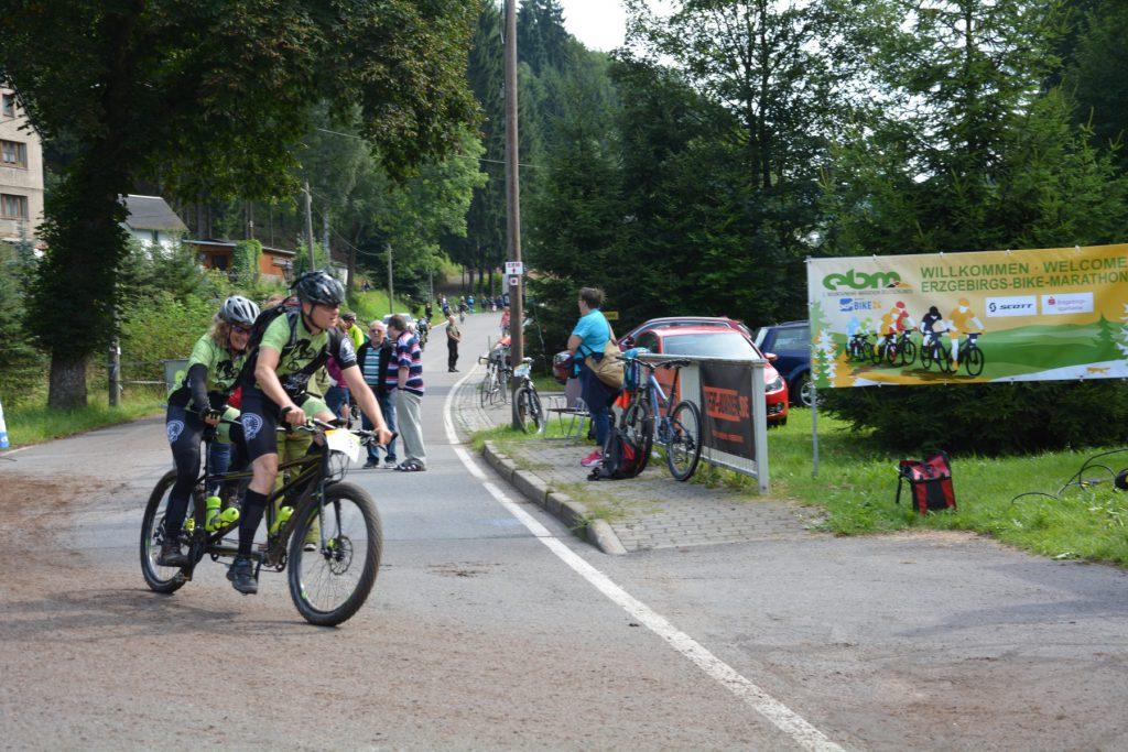 Ferienwohnungen im Verlegerhaus Seiffen - Erzgebirgs Bike Marathon